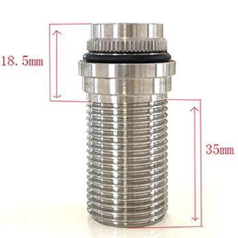 Metal Nickel Plated Adjustable Tap Adapter For Sale